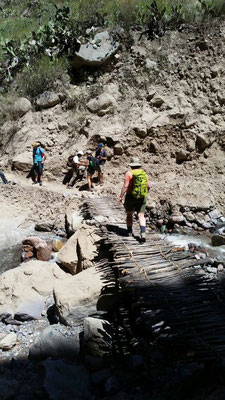 Colca Canyon eine 3 Tages Wanderung