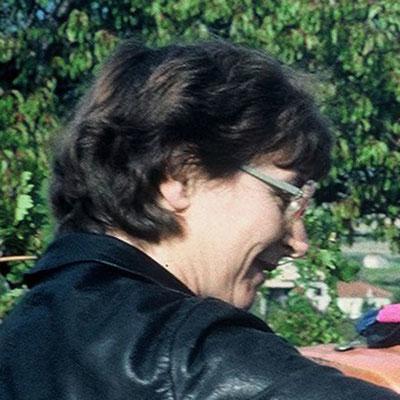 1982 - Françoise ROBERT - Premières vendanges au Mas d'Intras