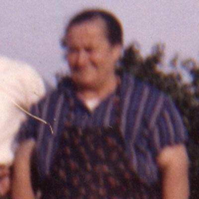 1963 - Marthe ROBERT (geboren TOURNAYRE) in Intras