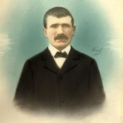 Ferdinand im 1906