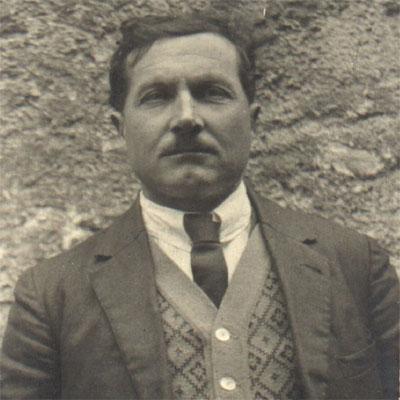 1938 - Félix ROBERT in Intras