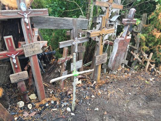 """""""Jeder nur ein Kreuz"""" - möge unser Wunsch in Erfüllung gehen"""