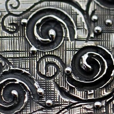 Detail eines Schmuckstücks