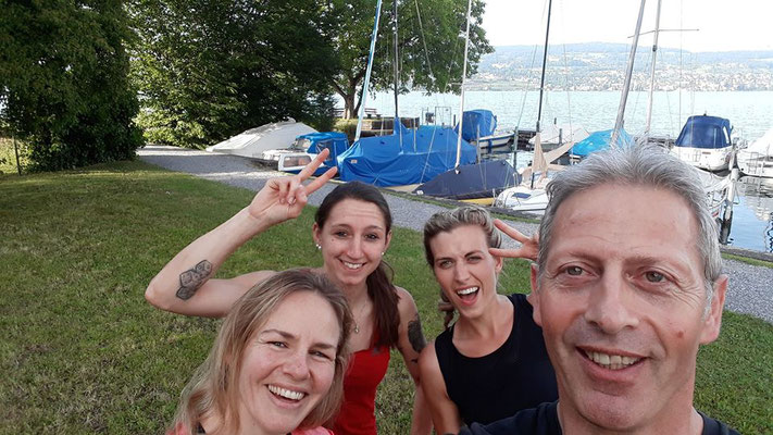 Women Powertraining im Box-Ring Zürichsee Horgen (BRZ)