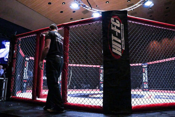 Frota / Box-Ring Zürichsee holt HIT-FC (Hit Fighting Championship) nach Horgen