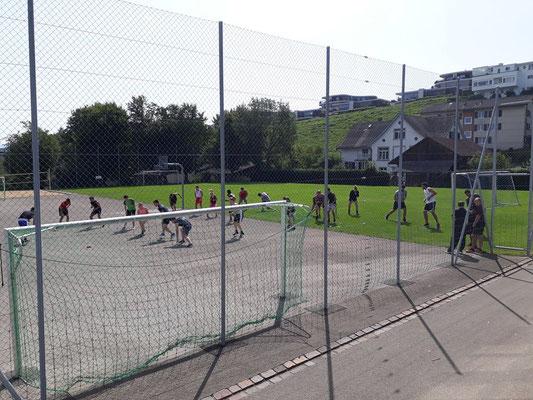 Sparing Day - Box-Ring Zürichsee Horgen