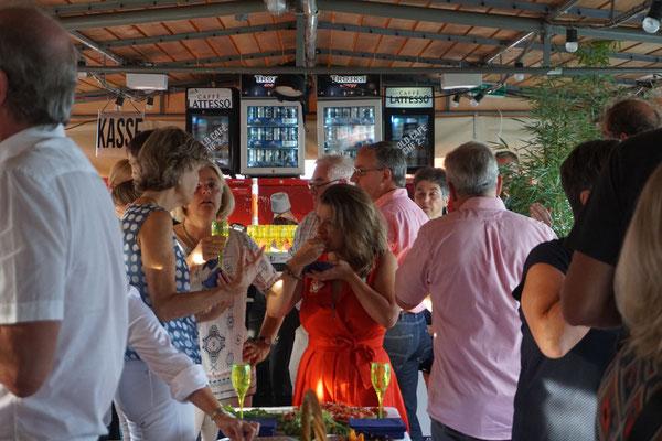BRZ Horgen, 03.09.2016, 17:30-19:30 Dorffest / Apéro Rychener Partner