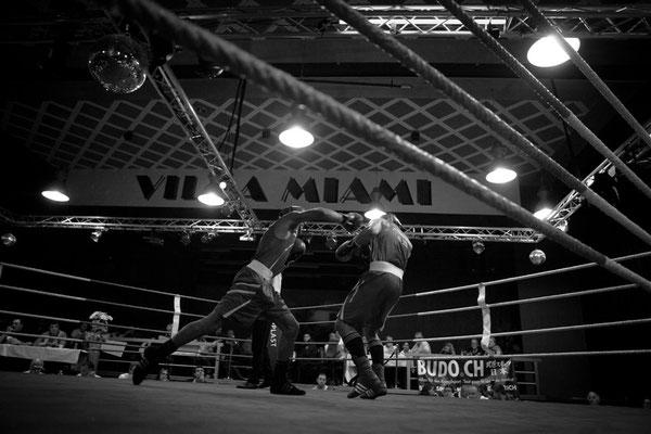 Box-Ring Zürichsee Mitorganisator der IG Box Series Zurich