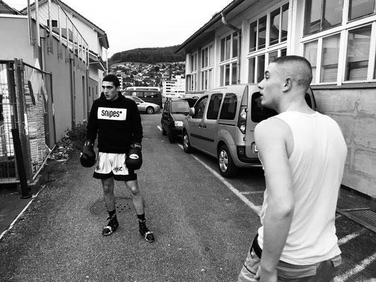 18.05.2019 - Frenkendorf, Dave vom Box-Ring Zürichsee