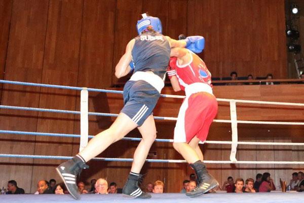 Veranstalter Box-Ring Zürichsee