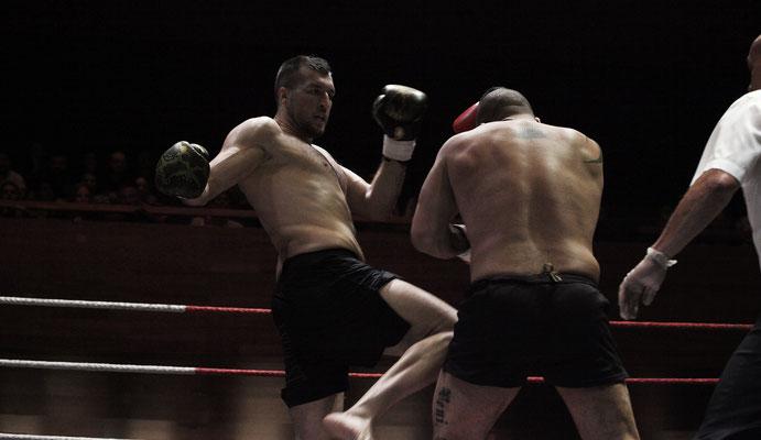 International Fight Night51 Horgen, Box-Ring Zürichsee/Invictus