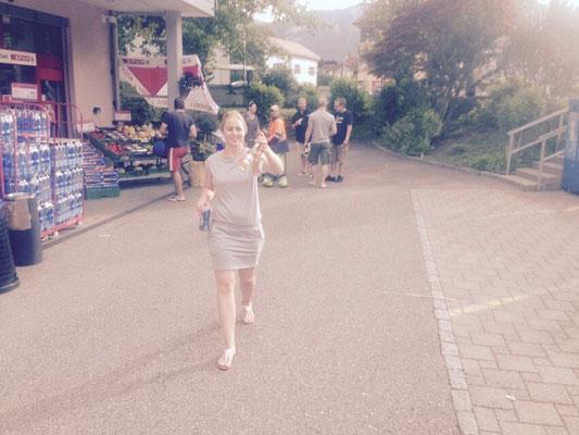 BRZ Boxer -Reisli nach Locarno