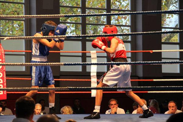28.10.17 Box-Ring Zürichsee am Gusti Strobel Memorial Cup