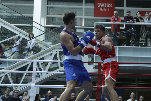 SwissBoxing Züspa-Cup 2018, BRZH, Autofaszination.ch