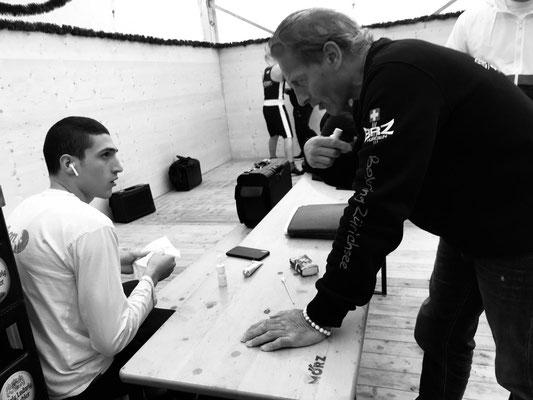 BRZ mit Dave an der Oberbyrischen Meisterschaft