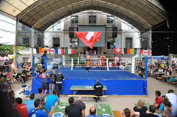 Plattform Box-Ring Zürichsee