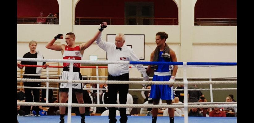 24.05.2019 - St. Gallen, Dave vom Box-Ring Zürichsee
