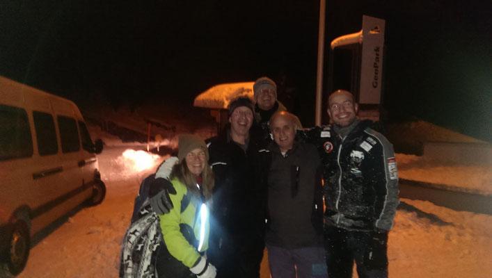 BRZ Horgen Raclett-+Nachtschlittelplausch 21.1.2017