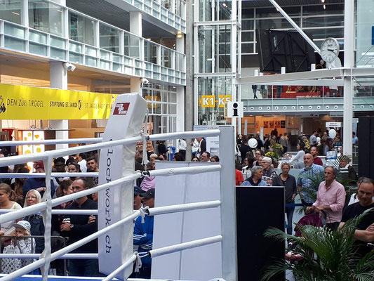 BRZ anwesend engagiert an der Züspa 2018