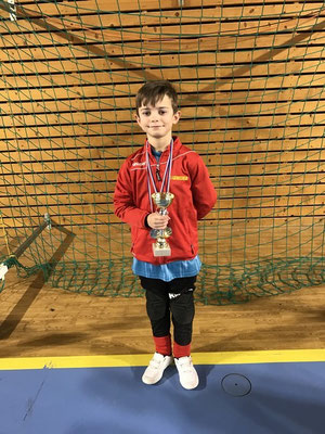 Etan élu meilleur gardien du tournoi