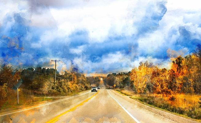 Backroad, Ontario, Canada