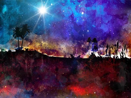 Der Stern von Betlehem