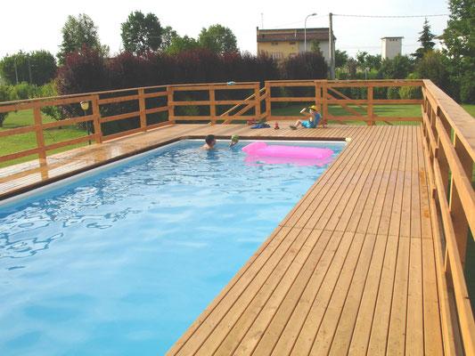Rivestimenti per piscine proget s r l prefabbricati in for Rivestimenti per piscine