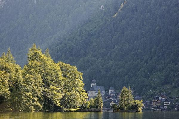 Hallstatt; Hallstätter See