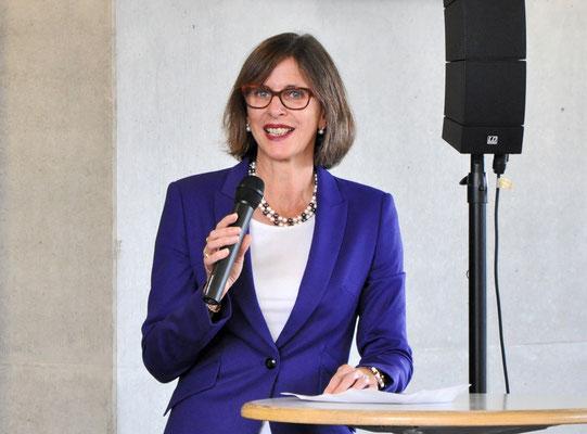Petra Ruffing 1. Vorsitzende