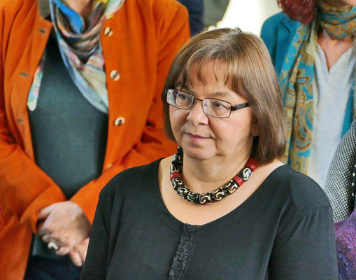 Heidi Gerhardinger, 2. Vorsitzende der Gilde