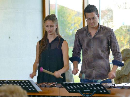 Musikalischer Rahmen: LICCA PERCUSSIVA