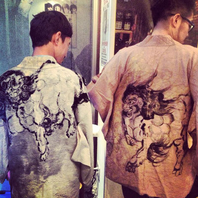 墨絵画家 水墨画家 鮫島圭代 Sumie Suibokuga Ink painting Tamayo Samejima