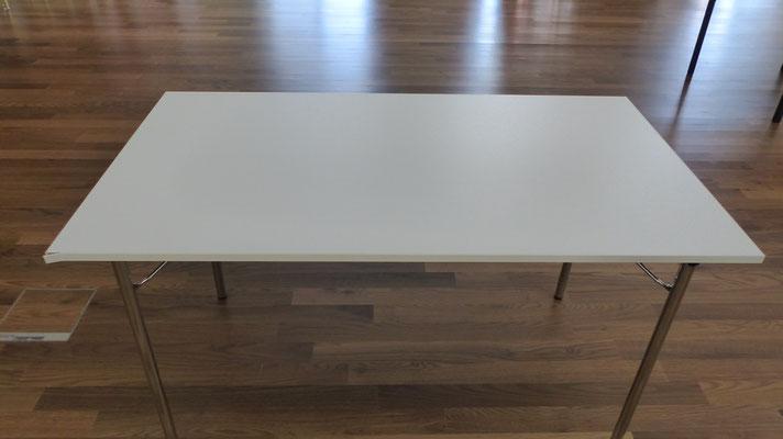 Banketttisch 140x80cm