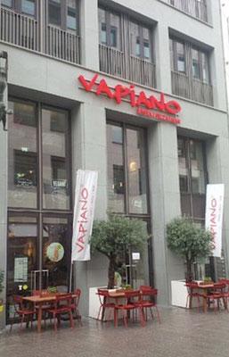 Vapiano Gastronomie Köln Wallrafplatz