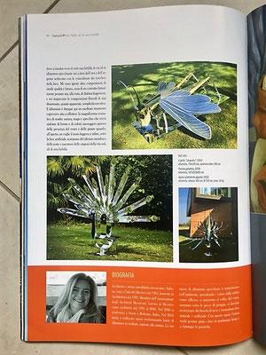 Pubblicazione sula rivista d'arte Lagioiadellarte 2019