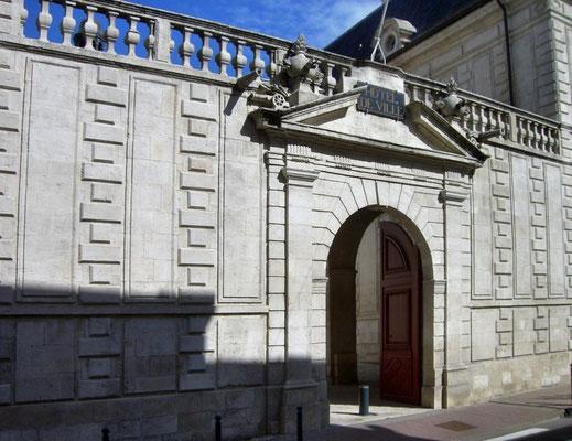 Hotel de Ville - Rathaus