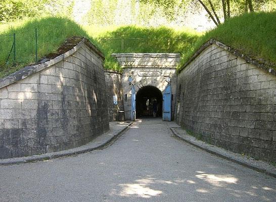 Westeingang