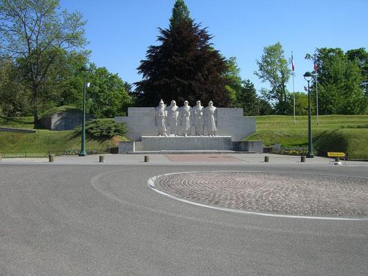 Denkmal der für Frankreich gefallenen Söhne Verduns