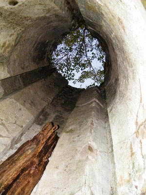 Turm der ehemaligen Beobachtungsglocke