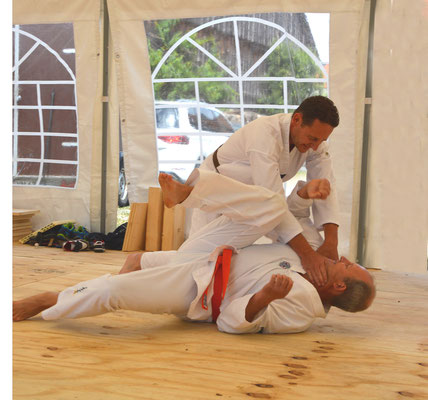 Selbstverteidigung Taekwon-Do Schule Zoltan Cisar