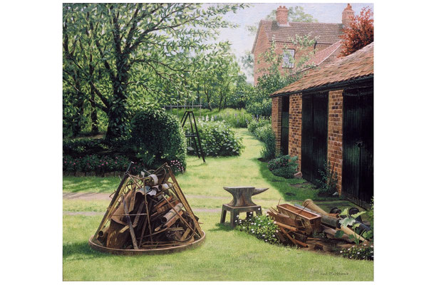 The Blacksmith`s Garden