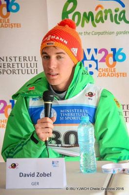 David Zobel GER