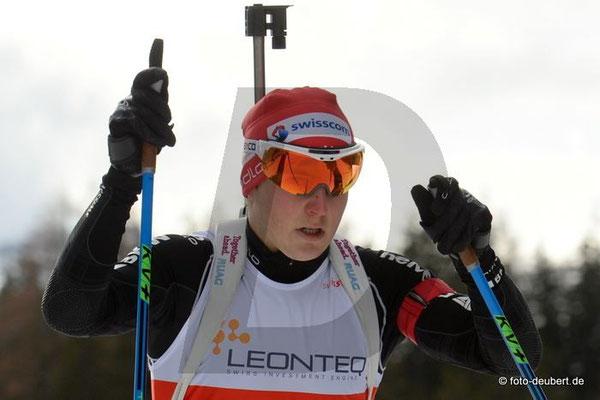 Yannik Kreuzer SC Obergoms Ski Valais