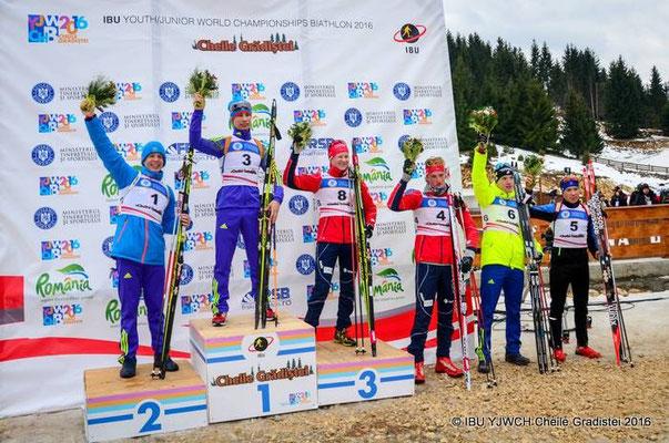 Gewinner Junioren Verfolgung