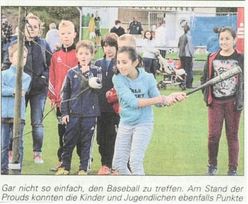 Aus der Zeitung