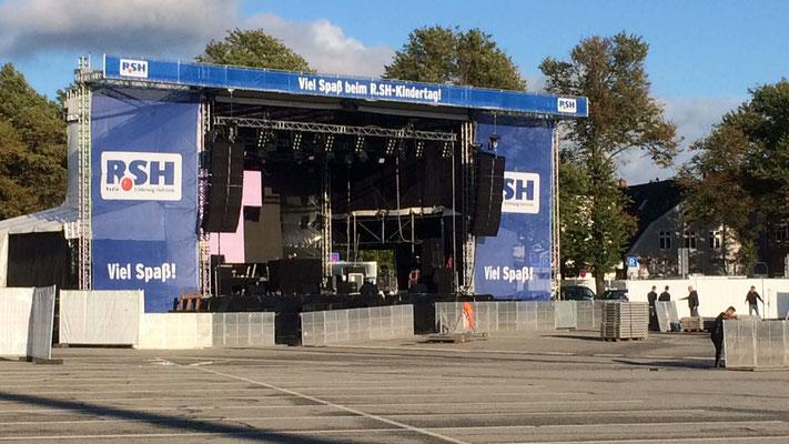 die RSH Bühne