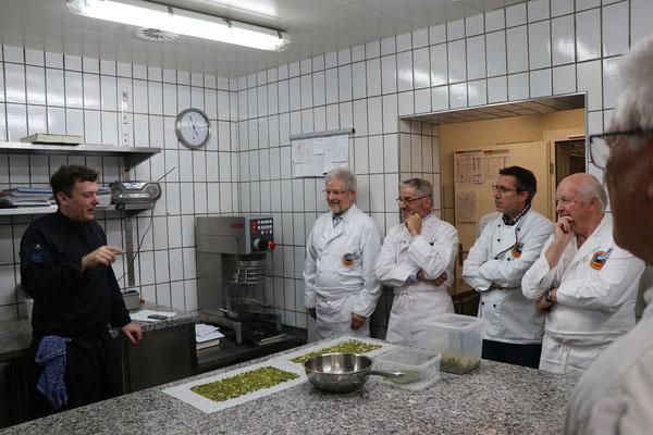 Kpüchenchef Marco Böhler