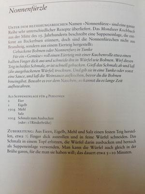 Rezept: Nonnenfürzle