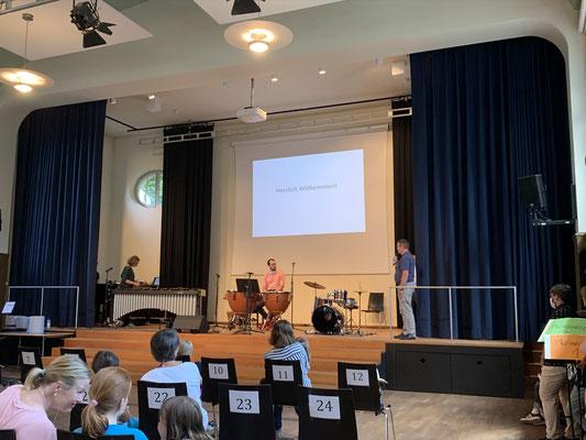Infotag der Musikschule Ravensburg 2020