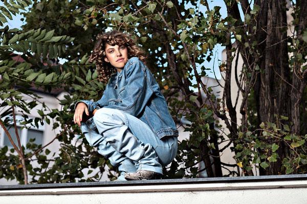 """paulina"" - paulina swarovski - photographer: violetta koenig - styling: max märzinger - makeup & hair: anie lamm-siu"